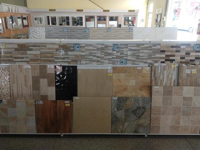 Materiais de Construção & Acabamento